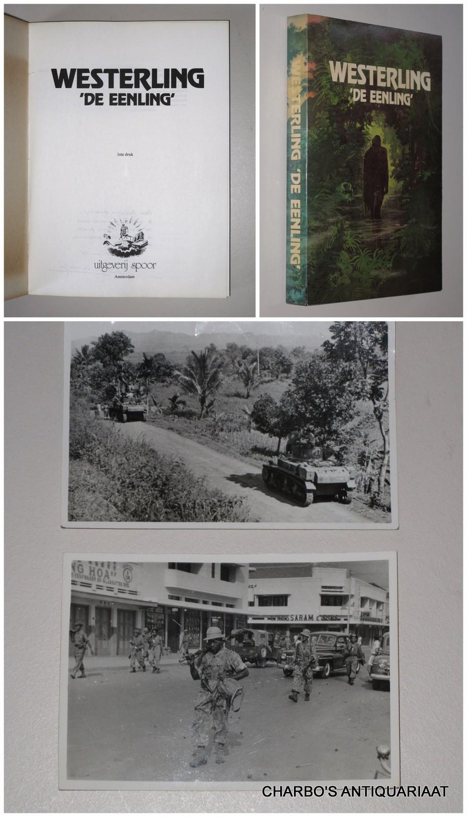 VENNER, DOMINIQUE & WESTERLING, R.P.P., -  Westerling, de eenling.